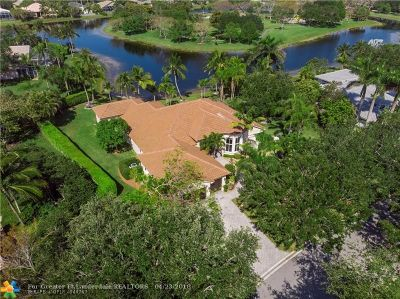 Parkland Single Family Home For Sale: 10158 NW 66th Dr