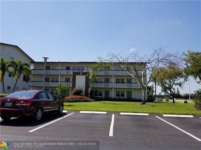 Boca Raton Condo/Townhouse For Sale: 219 Mansfield F #219