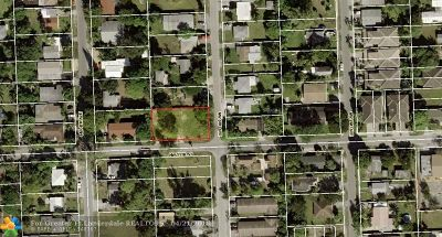 Fort Lauderdale Residential Lots & Land For Sale: 307 NW 11th St