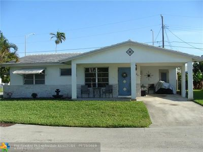 Tamarac Single Family Home For Sale: 2500 NW 51st St