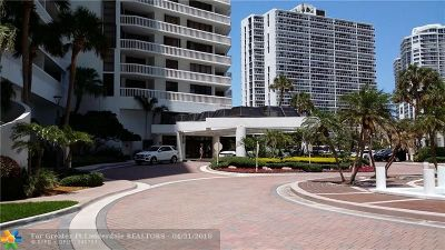 Aventura Condo/Townhouse For Sale: 20281 E Country Club Dr #2201