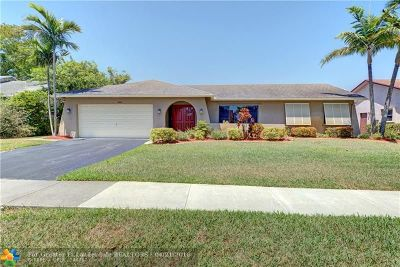 Cooper City Single Family Home Backup Contract-Call LA: 10181 SW 49th Ct