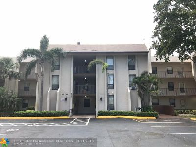 Tamarac Condo/Townhouse For Sale: 6351 N University Dr #206