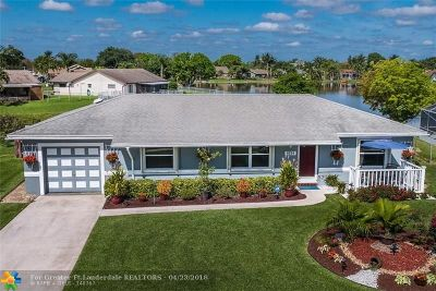 Boca Raton Single Family Home For Sale: 9254 Gettysburg Rd