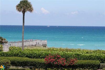 Ocean Ridge Condo/Townhouse For Sale: 5900 Old Ocean Blvd #C8