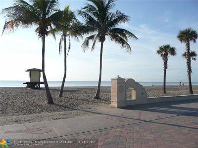 Hallandale Condo/Townhouse For Sale: 1333 E Hallandale Beach Blvd #419