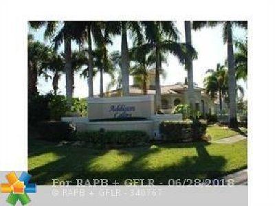 Boca Raton Condo/Townhouse For Sale: 23161 Addison Lakes Circle #23161