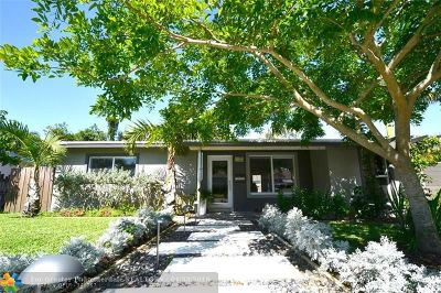 Wilton Manors Single Family Home For Sale: 2217 NW 2nd Ave