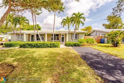 Wilton Manors Multi Family Home Backup Contract-Call LA: 1401 NE 21st St