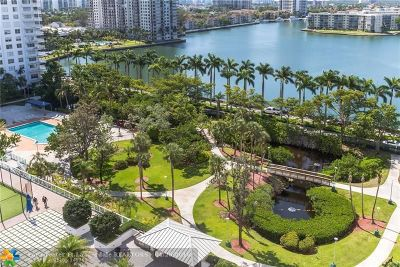 Aventura Condo/Townhouse For Sale: 2801 NE 183rd St #1202W