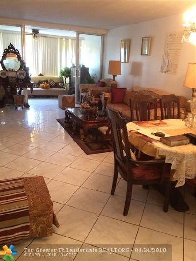 Miami Condo/Townhouse For Sale: 1690 NE 191 #307-1