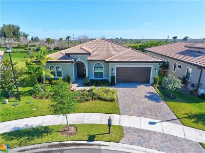 Parkland FL Single Family Home For Sale: $725,000
