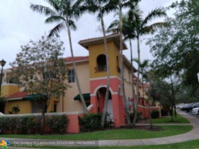 North Lauderdale Condo/Townhouse Backup Contract-Call LA: 1101 N Santa Catalina Cir #1101