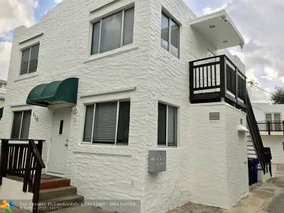 Fort Lauderdale Multi Family Home For Sale: 110 NE 16th Ter