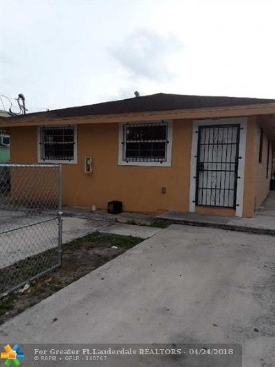 Miami Multi Family Home For Sale: 1466 NW 30th St