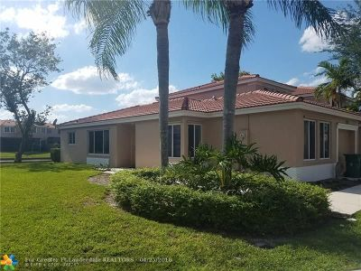 Davie Condo/Townhouse For Sale: 1725 SW 109th Ter #1725