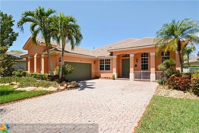 Weston Single Family Home For Sale: 1169 Peregrine Way