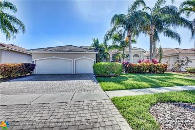 Boca Raton Single Family Home For Sale: 9539 Parkview Ave