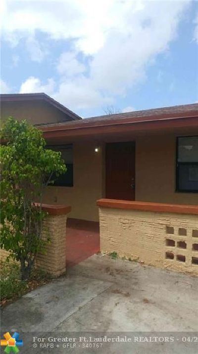 Fort Lauderdale Multi Family Home For Sale: 2639 NW 20th St