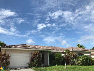 Boca Raton Single Family Home For Sale: 4626 Armadillo St