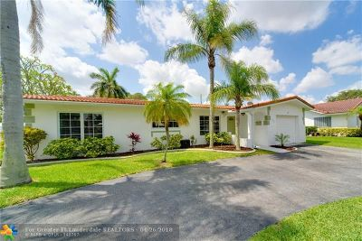 Deerfield Beach Single Family Home Backup Contract-Call LA: 904 SE 12th St