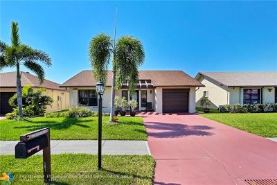 Deerfield Beach Single Family Home For Sale: 2186 SW 16th Cir