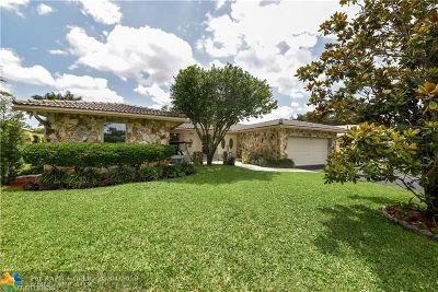 Coral Springs FL Single Family Home Backup Contract-Call LA: $424,800
