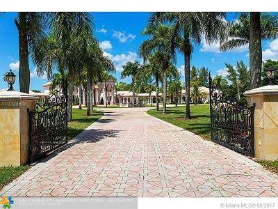 Boca Raton Single Family Home For Sale: 21579 Cartagena Dr