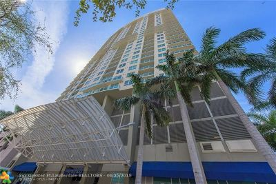Fort Lauderdale Condo/Townhouse For Sale: 350 SE 2nd St #1030