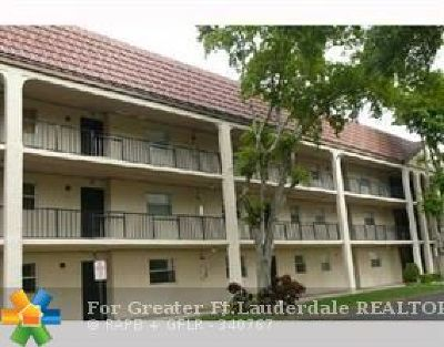 Coral Springs Condo/Townhouse For Sale: 2700 Coral Springs Dr #206