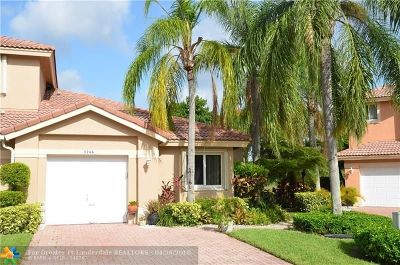 Coral Springs Rental Backup Contract-Call LA: 5766 NW 127th Ter #5766