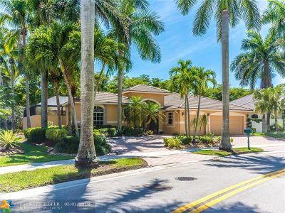 Weston Single Family Home Backup Contract-Call LA: 2555 Montclaire Cir
