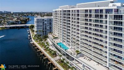Fort Lauderdale Condo/Townhouse For Sale: 1180 N Federal Hwy #602