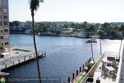 Fort Lauderdale Condo/Townhouse Backup Contract-Call LA: 3100 NE 48th St #508
