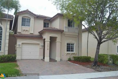 Doral Single Family Home For Sale: 7014 NW 115th Ct