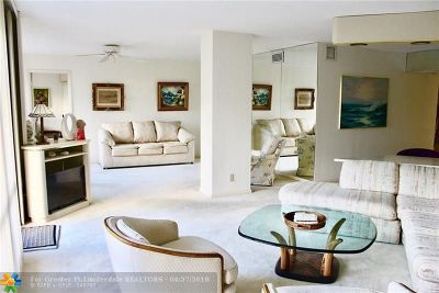 Lauderdale By The Sea Condo/Townhouse For Sale: 4900 N Ocean Blvd #212