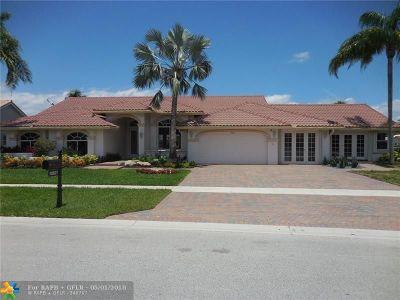 Plantation Single Family Home Backup Contract-Call LA: 10821 NW 6th St