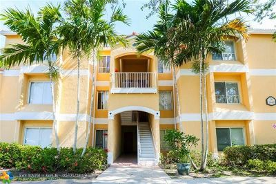 Oakland Park Condo/Townhouse For Sale: 2445 NW 33rd St #1413