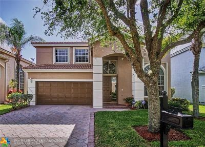 Coral Springs FL Single Family Home For Sale: $449,900