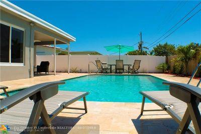 Pompano Beach Rental For Rent: 340 SE 5th Ct