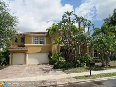 Palm Beach Gardens Single Family Home For Sale: 1127 San Michele Way