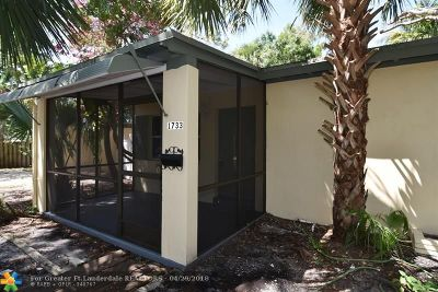 Shady Banks Single Family Home For Sale: 1733 SW 13th St
