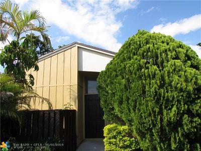 Boca Raton Condo/Townhouse For Sale: 11603 Orange Blossom Ln #11603