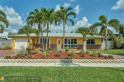 Coconut Creek Single Family Home Backup Contract-Call LA: 4421 NW 10th St