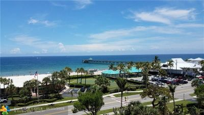 Deerfield Beach Condo/Townhouse For Sale: 333 NE 21st Ave #716
