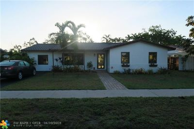 Miami Single Family Home For Sale: 7613 SW 128th Pl