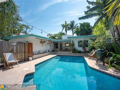Single Family Home For Sale: 808 NE 16th Av