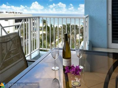 Deerfield Beach Condo/Townhouse For Sale: 701 SE 21st Ave #503