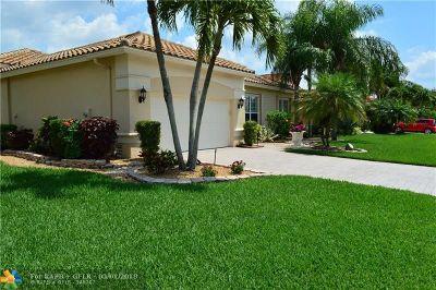 Boynton Beach Single Family Home Backup Contract-Call LA: 6603 Maggiore Drive