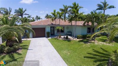 Pompano Beach Single Family Home For Sale: 2573 SE 12th St